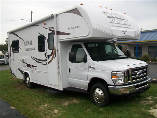 Buy a Used Fleetwood Tioga in Hope Mills, NC.