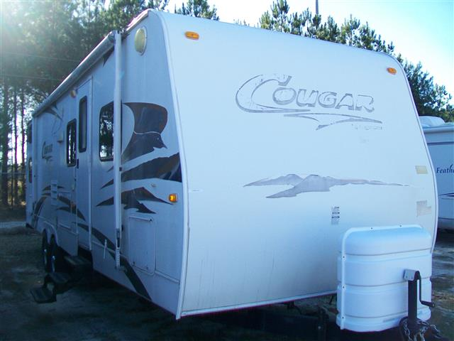 Buy a Used Keystone RV Cougar in Hope Mills, NC.