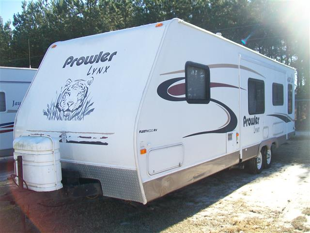 Used 2004 Fleetwood Prowler 830Y Travel Trailer For Sale