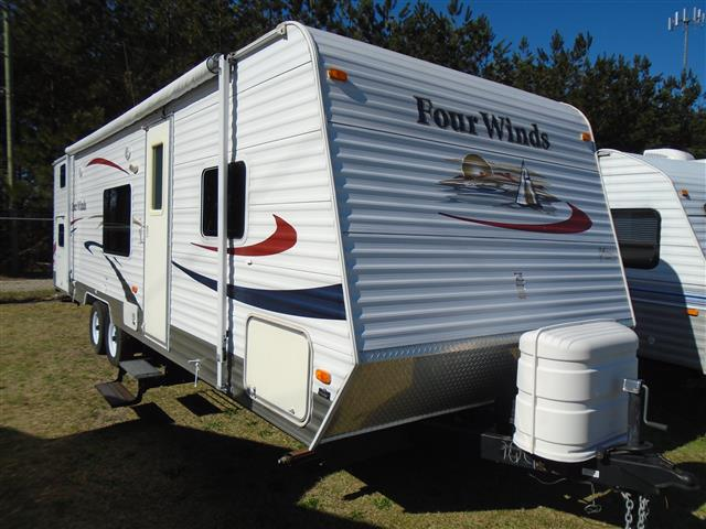Used 2008 Fourwinds Four Winds 29Q-GS Travel Trailer For Sale