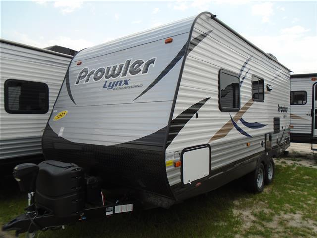 New 2016 Heartland Prowler 18LX Travel Trailer For Sale