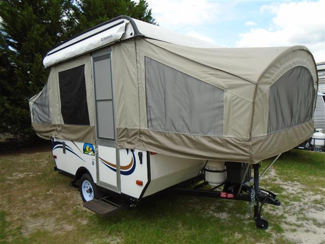 Used 2014 Viking CAMPING WORLD 8CWS Pop Up For Sale