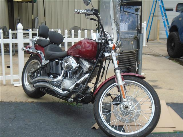 Used 2006 HARLEY DAVIDSON HARLEY DAVIDSON SOFTAIL Other For Sale