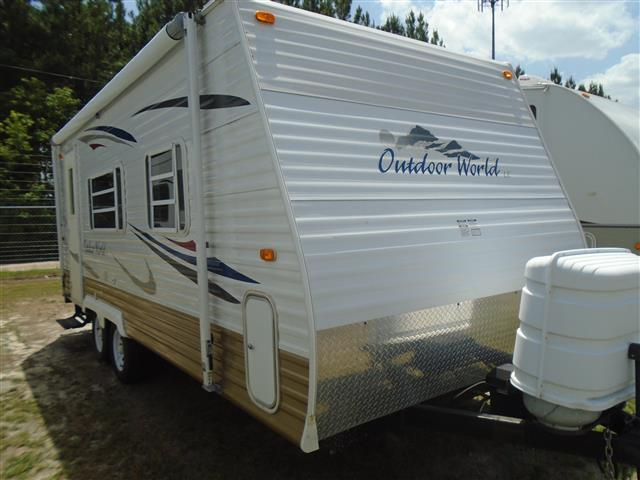 2008 Gulfstream OUTDOOR WORLD