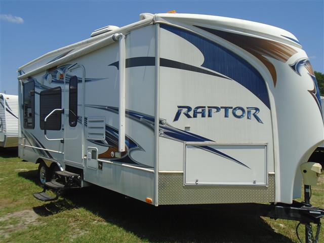 2011 Keystone RV Raptor