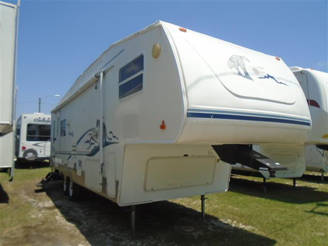 Used 2004 Keystone Cougar 276 Fifth Wheel For Sale