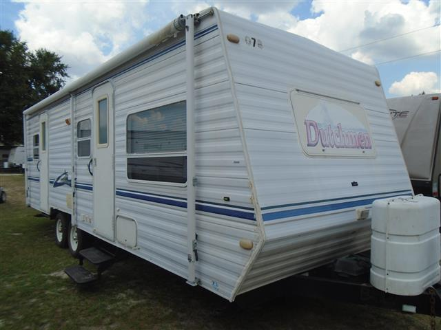Used 2000 Thor Dutchmen 26FK Travel Trailer For Sale