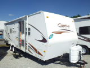 Used 2007 Coachmen Captiva 245DS Travel Trailer For Sale