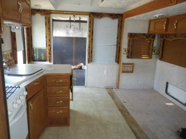 Camping World Kaysville >> Used 2004 Komfort Karry All Fifth Wheel Toyhauler For Sale ...