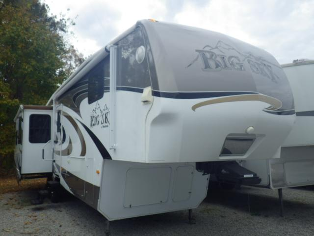 2009 Keystone RV Big Sky