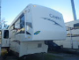 Used 2008 Carriage Cameo CAMEO Fifth Wheel For Sale