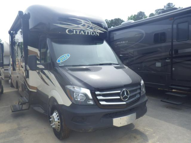 Buy a New THOR MOTOR COACH Four Winds Chateau Citation in Garner, NC.