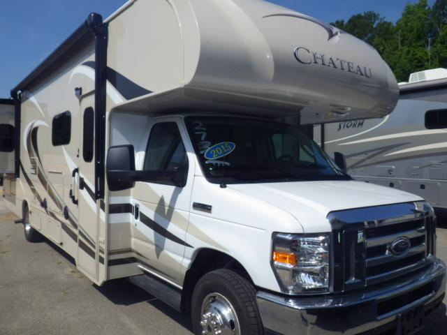 new2015 thor motor coach chateau class c for sale