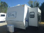 Used 2002 Forest River Sierra 33FKSS Travel Trailer For Sale