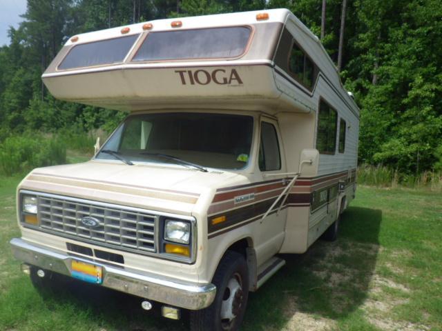 1986 Fleetwood Tioga