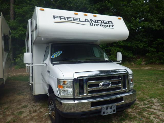 Buy a Used Coachmen Freelander in Garner, NC.