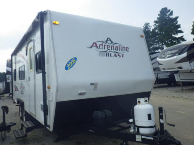 2009 Coachmen ADRENALINE BLAST