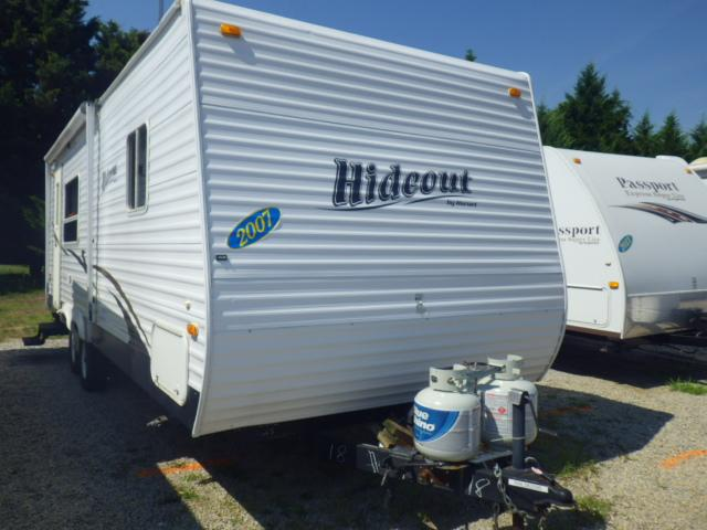Used 2007 Keystone Hideout 25FL Travel Trailer For Sale