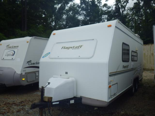 Buy a Used Forest River Flagstaff in Garner, NC.