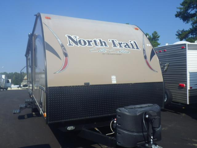 2014 Heartland North Trail
