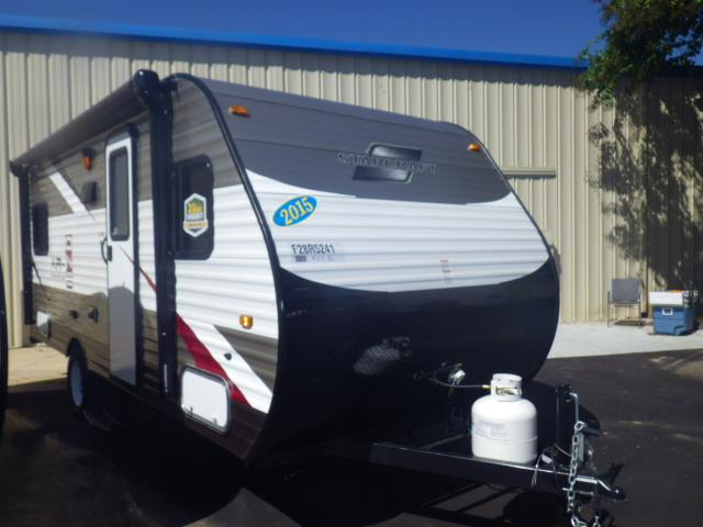 Used 2015 Starcraft AR-ONE 17RD Travel Trailer For Sale