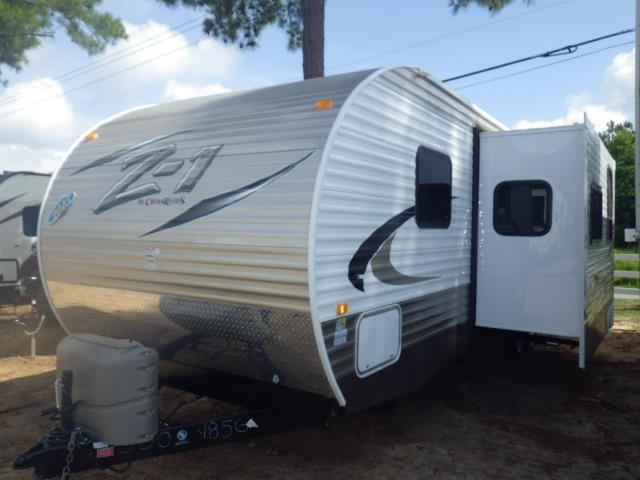 2015 Travel Trailer Crossroads Z-1