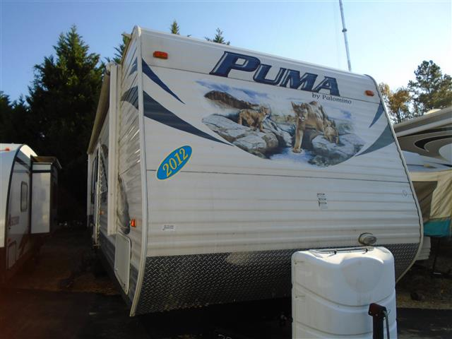 2012 Forest River Puma