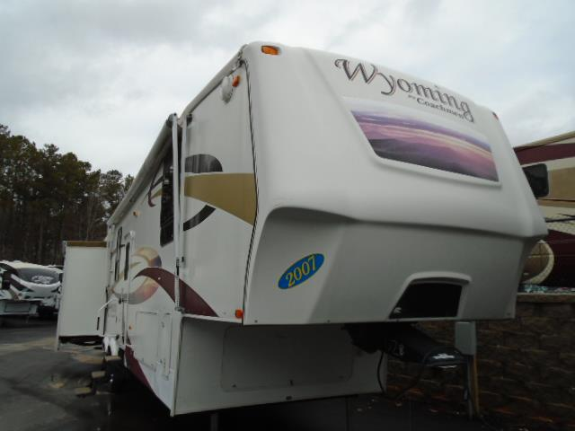 2007 Coachmen Wyoming