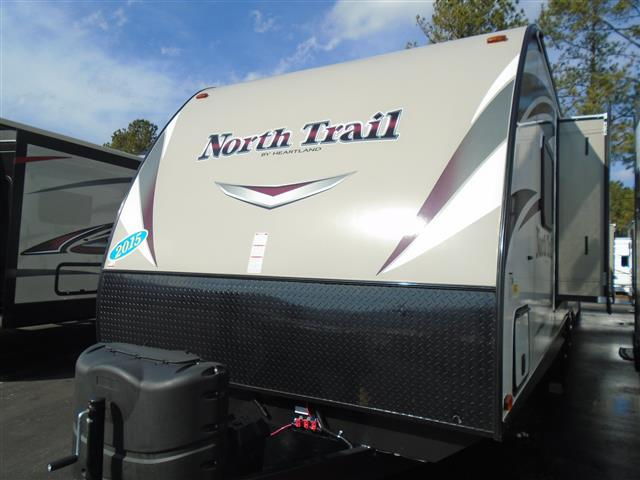 2015 Heartland North Trail