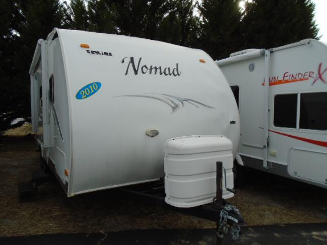Used 2010 Skyline Nomad 210 Travel Trailer For Sale