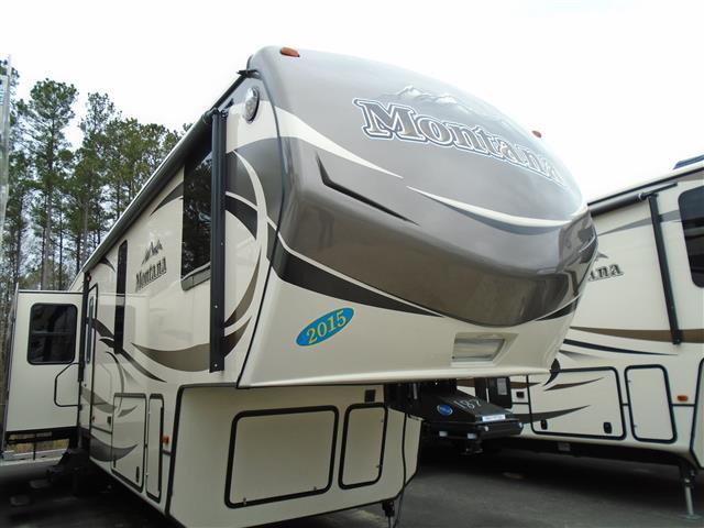 Buy a New Keystone Montana in Garner, NC.