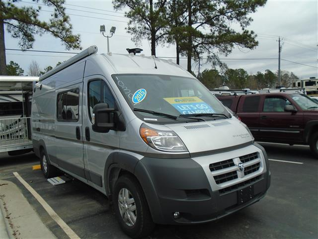 Buy a New Winnebago TRAVATO in Garner, NC.