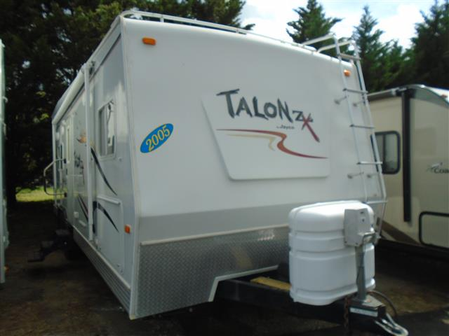 Used 2005 Jayco Talon ZX 28A Travel Trailer For Sale