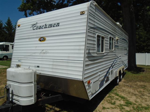 Used 1997 Coachmen Catalina 32FK Travel Trailer For Sale