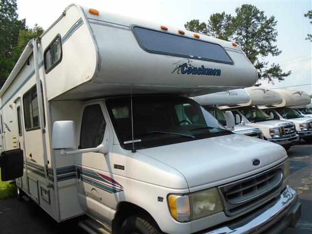 1998 Coachmen Leprechaun