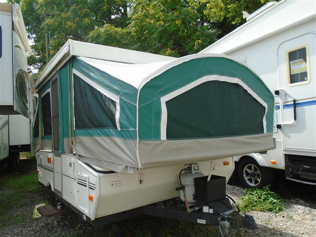 Used 2001 Coachmen Clipper 10 Pop Up For Sale