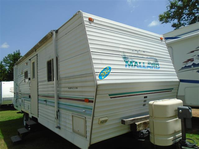 Used 2002 Fleetwood Mallard 28 Travel Trailer For Sale