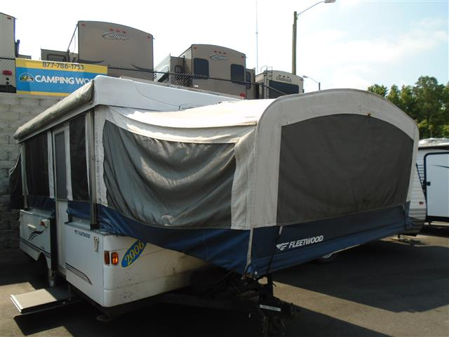 Used 2006 Fleetwood Sun Valley 12 Pop Up For Sale