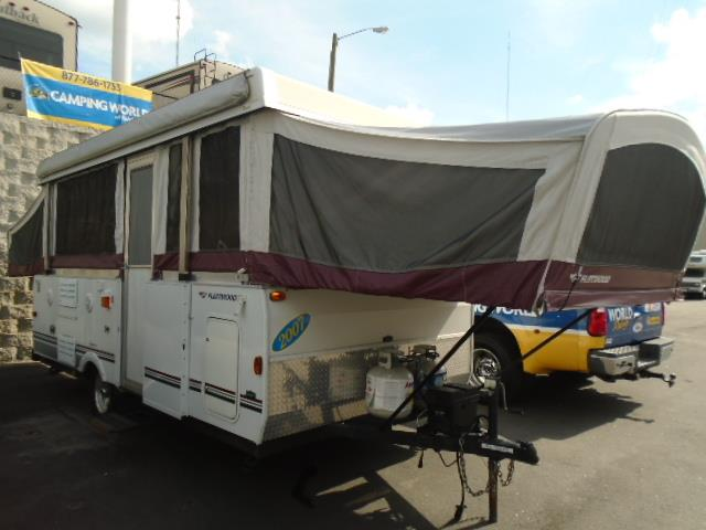 Used 2007 Fleetwood Niagra 14 Pop Up For Sale