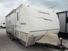 Used 2008 Keystone Outback 250RS Travel Trailer For Sale