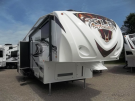 Used 2013 Forest River XLR THUNDERBOLT 35X14 Fifth Wheel Toyhauler For Sale