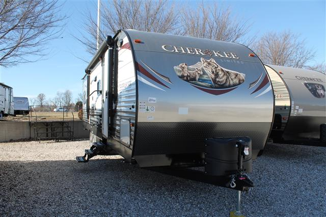 New 2015 Forest River Cherokee 284BH Travel Trailer For Sale