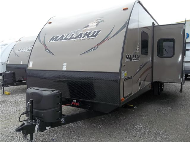 Used 2015 Heartland Mallard M30 Travel Trailer For Sale