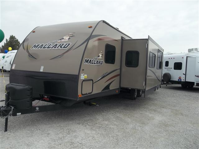 New 2015 Heartland Mallard M32 Travel Trailer For Sale
