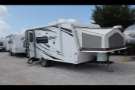 New 2015 Forest River Rockwood Roo 17 Hybrid Travel Trailer For Sale