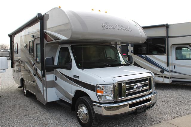 Buy a New THOR MOTOR COACH Four Winds in Lowell, AR.