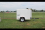 Used 2011 Haulmark Haulmark UTILITY Cargo Trailer For Sale