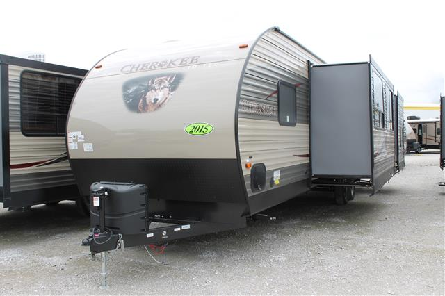 New 2015 Forest River Cherokee 294BH Travel Trailer For Sale
