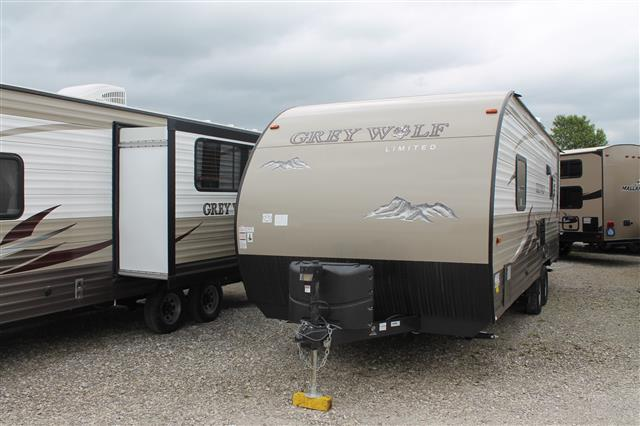 New 2016 Forest River Grey Wolf 25RL Travel Trailer For Sale