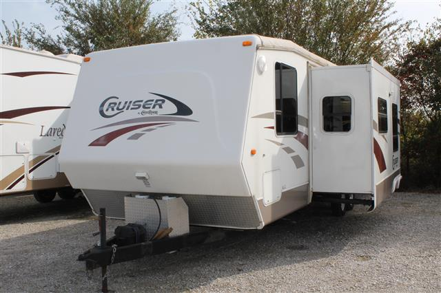 Used 2005 Crossroads Cruiser 32BH Travel Trailer For Sale